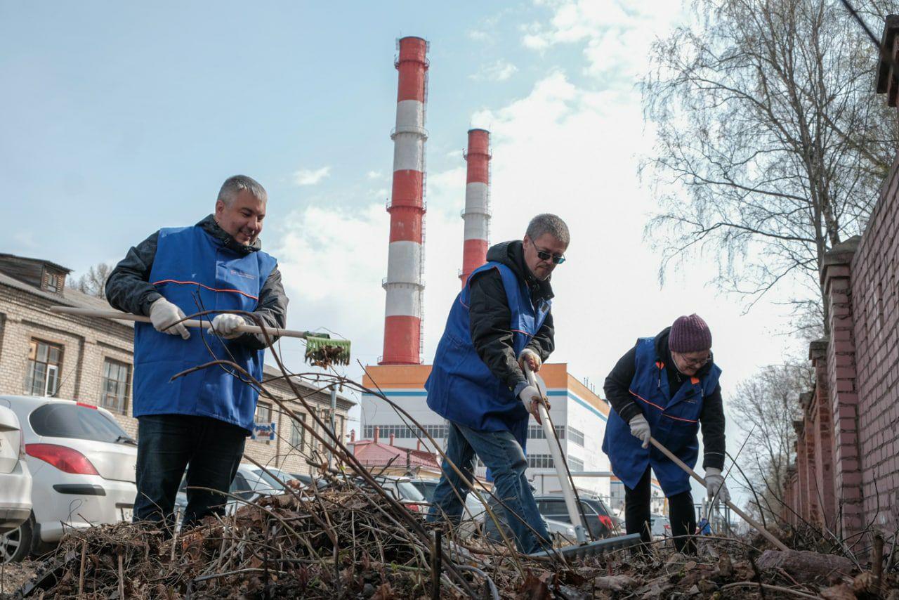 Теплоэнерго благоустроит 795 участков после зимних ремонтов - фото 1
