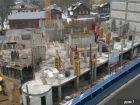 Ход строительства дома № 1 в ЖК Дом с террасами - фото 93, Ноябрь 2015