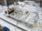 ЖК Центральный-3 - ход строительства, фото 113, Февраль 2018