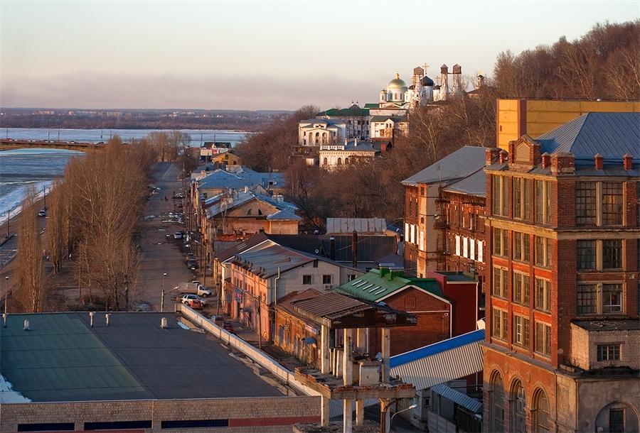Улицу Черниговскую в Нижнем Новгороде ожидает масштабный редевелопмент