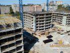 Ход строительства дома Литер 1 в ЖК Звезда Столицы - фото 114, Август 2018