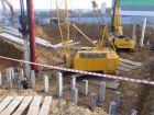 Ход строительства дома № 2 в ЖК Красная поляна - фото 68, Октябрь 2015